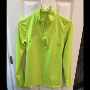 Gap Fit Half Zip Pullover Running Small. Worn Once
